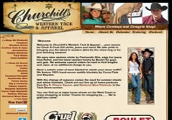 Churchills Western Tack