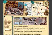 Gold Mine Rock Shop